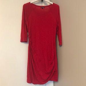 Express Lightweight Dress - 3/4 sleeves -sz Large